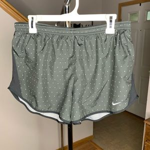 Nike Dryfit shorts with Liner, Size XL